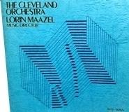 1978年の来日公演パンフレット クリーヴランド管弦楽団