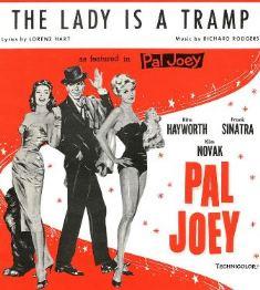 シナトラ The Lady Is A Tramp