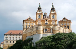 メルク修道院 オーストリア