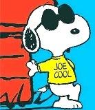 スヌーピー Joe Cool