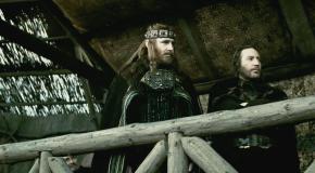 アイルランド王と参謀