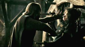 トリスタンとウィトレットの死闘