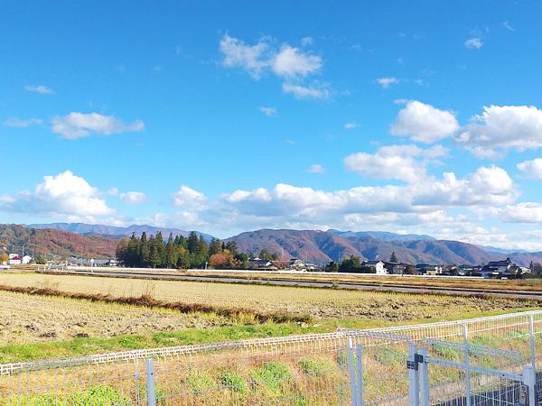先日、長野県へ出張に行ってきました。