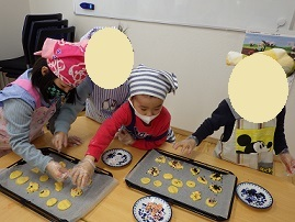 ぺんぎん組 クッキー (3)