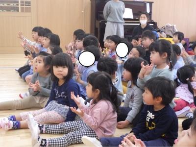 3月誕生会・お楽しみ会③