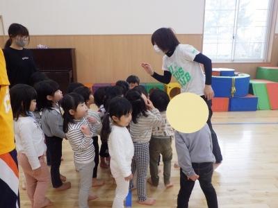 ぺんぎん組 体操教室2