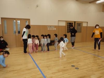 ぺんぎん組 体操教室3
