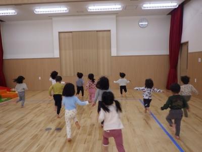 ぺんぎん組 体操教室4