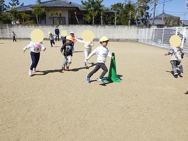 きりん組 マラソン (2)