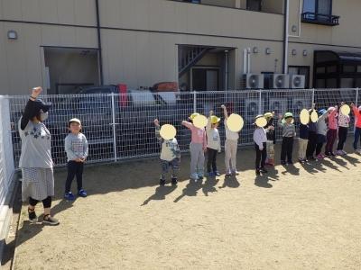 きりん組 マラソン(1)