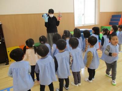 ぺんぎん組 音楽教室