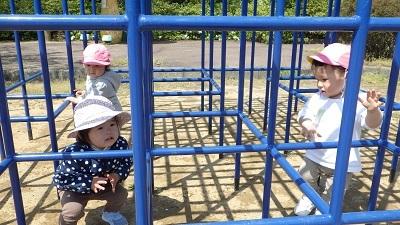 4りす組 太陽公園