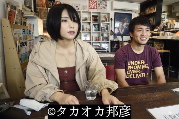 石垣島 金城さん+宮良さん