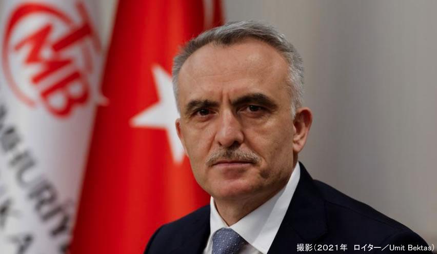 トルコのアーバル中銀総裁
