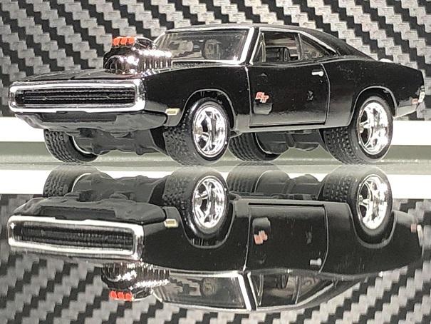 HotWheels 70 Dodge Charger RT (4)
