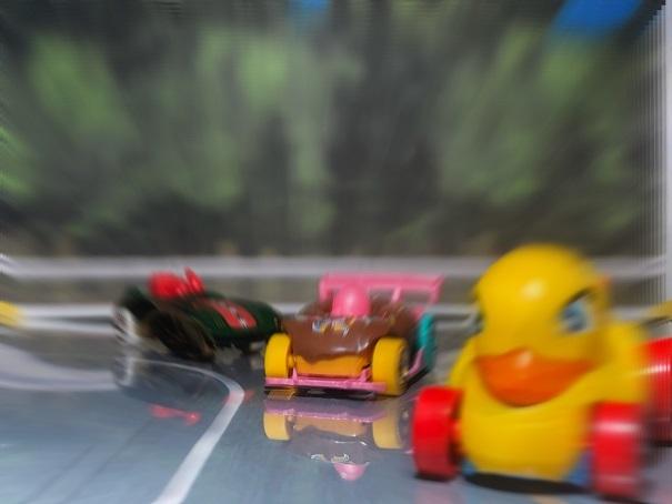 Hotwheels DUCKN ROLL