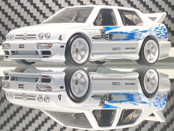 Hotwheels Volkswagen Jetta MK3 (4)