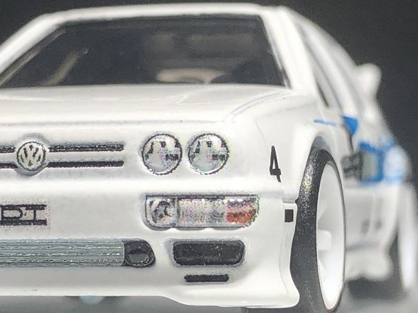 Hotwheels Volkswagen Jetta MK3 (7)