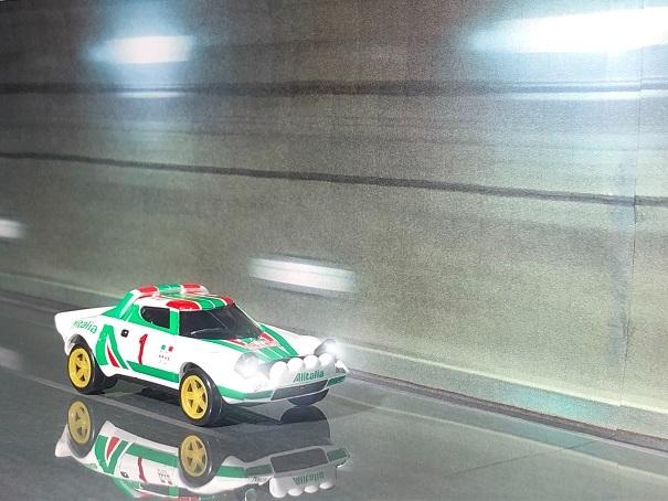 トミカプレミアム lancia STRATOS HF rally (3)
