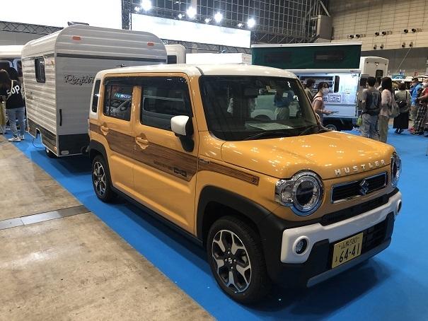 東京キャンピングカーショー2020 in幕張メッセ (3)