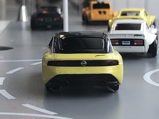 日産グローバルギャラリー  Z プロトタイプ ミニカー TOMICA (4)