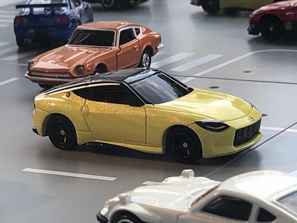 日産グローバルギャラリー  Z プロトタイプ ミニカー TOMICA (5)