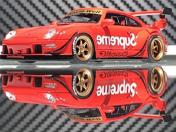 TP Timothy Pierre Porsche RWB 993 Supreme