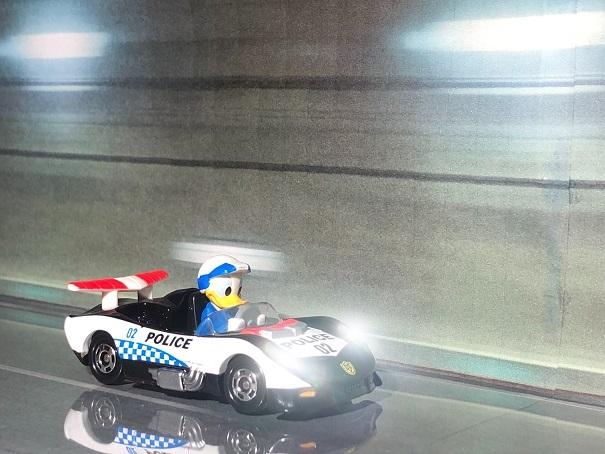 ドライブセーバーディズニー DS-02 メガホーンポリスドナルドダック
