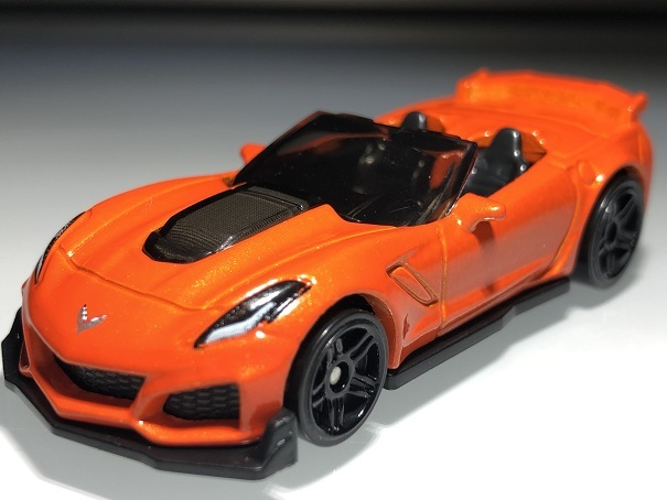 HW 19 CORVETTE ZR1 CONVERTIBLE