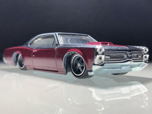 Hotwheels 66 PONTIAC GTO (3)