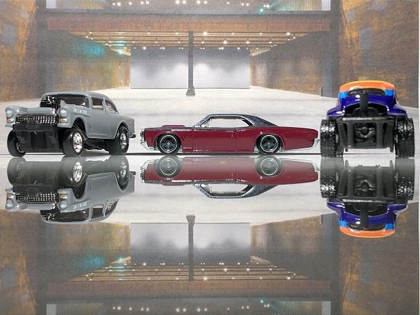 Hotwheels 66 PONTIAC GTO