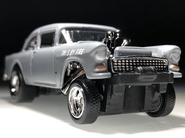 Hotwheels 55 CHEVY BEL AIR GASSER (3)