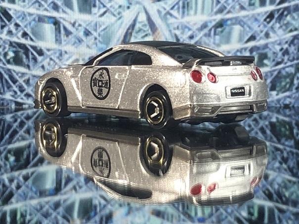織田信長 日産GT-R (2)