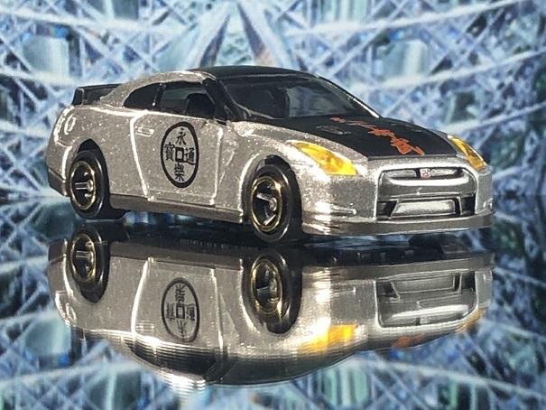 織田信長 日産GT-R