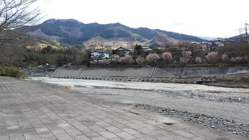 道のオアシス神泉神流川河川敷202003