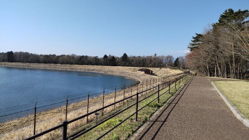 戸田水辺公園遊歩道202104