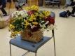 画題の菊の花