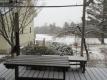 午後2時の雪