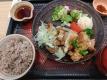 大戸屋の昼食②