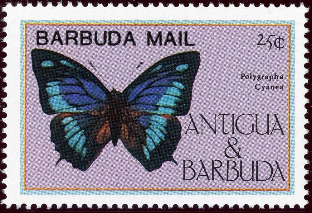 Barbuda:1985-1
