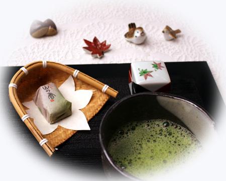 0926山の香・抹茶風味