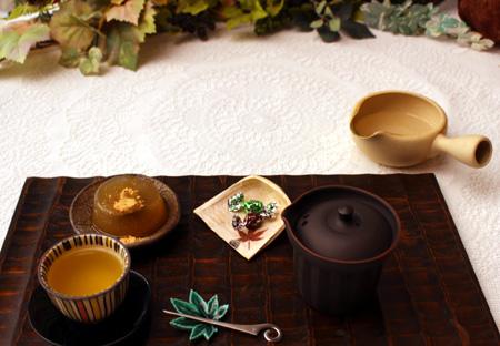 1005本わらび餅・かぶせ茶