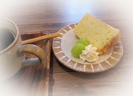 1108シフォンケ-キ試食