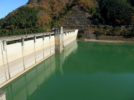 1116道平川ダム1