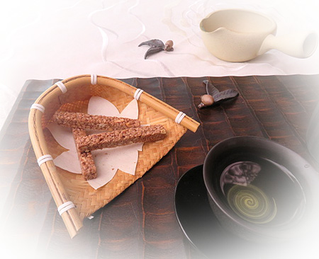1126かぶせ茶&松の葉