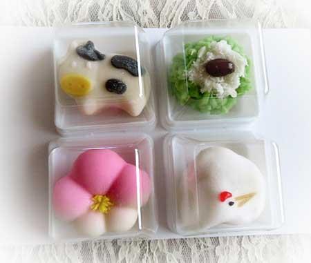 0109季節の上生菓子