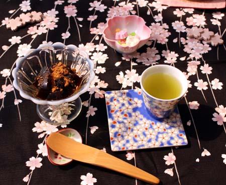 0322和三盆・緑茶