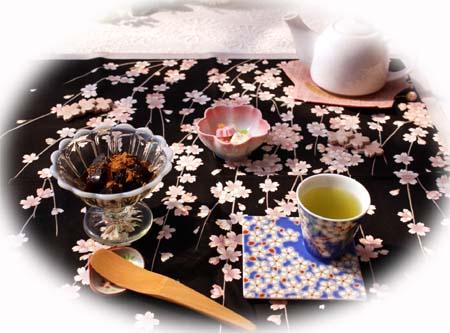 0322コーヒ-わらび餅