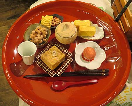 0412丸盆 朝食
