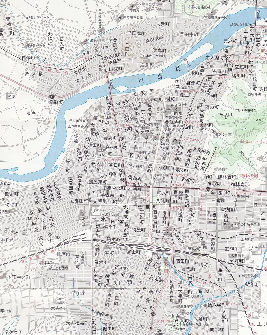 岐阜市内地図s